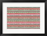 Framed Holiday Wings IX