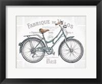 Framed Bicycles I v2