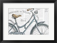 Framed Bicycles III