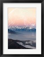 Framed Geo Mountain