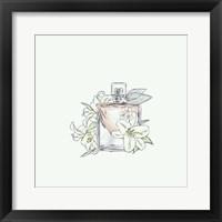 Framed Perfume VI