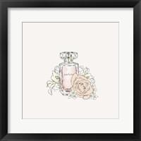 Framed Perfume VII