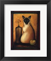 Framed Framed Cat I