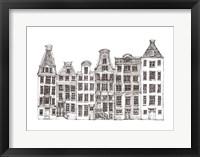 Framed Amsterdam I