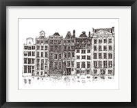 Framed Amsterdam II