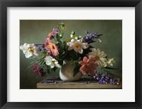 Framed Bouquet I