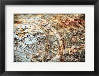 Framed Retro Rust