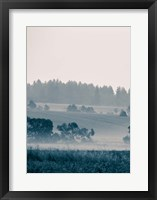 Blue Mountains III Framed Print