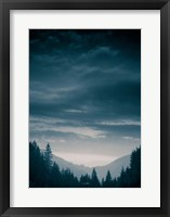 Blue Mountains IV Framed Print