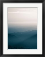 Blue Mountains V Framed Print