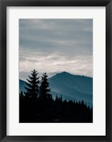Blue Mountains VII Framed Print