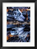 Framed Hongkong I