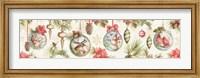 Framed Woodland Holiday VI