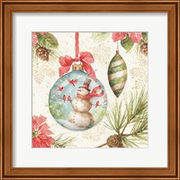 Framed Woodland Holiday IV