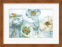 Framed My Greenhouse Flowers X