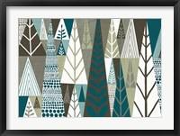 Framed Geometric Forest