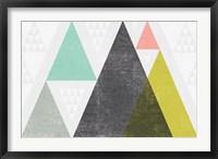 Framed Mod Triangles I