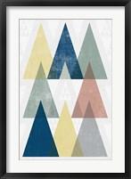 Framed Mod Triangles IV Soft