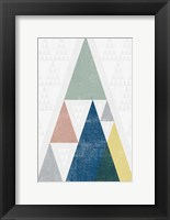 Framed Mod Triangles III Soft