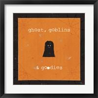 Framed Spooky Cuties III