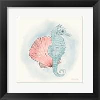 Framed Sea Life III