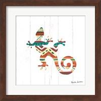 Framed Southwestern Vibes V