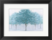 Framed Peaceful Grove