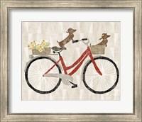 Framed Doxie Ride ver I Red Bike