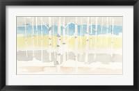 Framed Springlake Aspens Crop