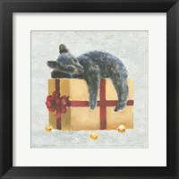 Christmas Critters III Framed Print