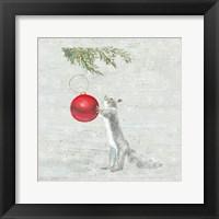 Framed Christmas Critters IV