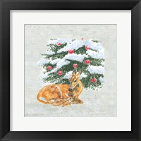 Christmas Critters VII Framed Print