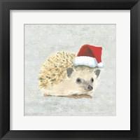 Framed Christmas Critters VI