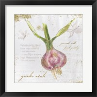 Framed Garden Treasures XI