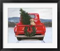 Framed Christmas in the Heartland IV Ford