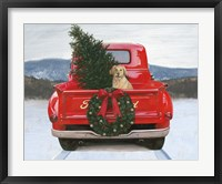 Framed Christmas in the Heartland IV Ford