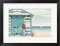 Framed Beach Cruiser I
