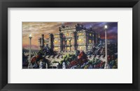 Framed Castle, Two Knights