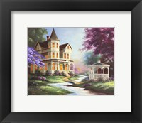 Framed House Gazebo