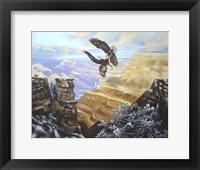 Framed Eagles