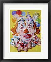 Framed Clowns