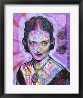 Framed Bette Davis