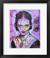 Framed Bette Davis