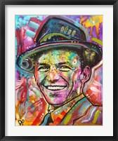 Framed Frank Sinatra I