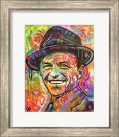 Framed Frank Sinatra II