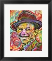 Framed Frank Sinatra III