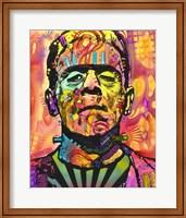 Framed Frankenstein