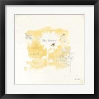 Bee and Bee VIII Framed Print