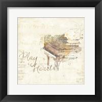 Framed Musical Gift III