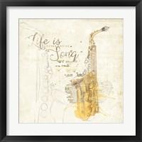 Framed Musical Gift II